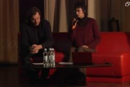 Кінофестиваль «Молодість» Майстерня талантів «Пошук нової концепції екранної культури. Вільні простори»