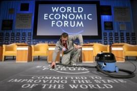 Давос 2013: Взгляд из Украины