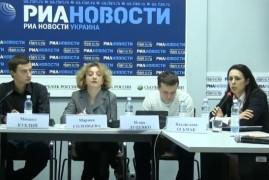 Пожар в Гостином дворе: пресс-конференция активистов