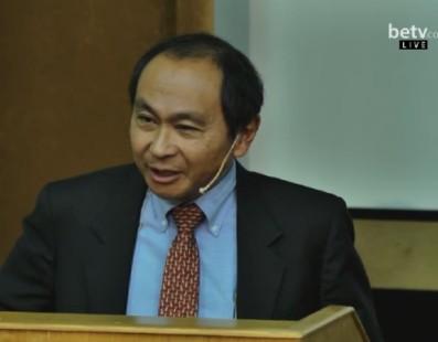 Френсіс Фукуяма про еволюцію політичних систем і соціальних комунікацій. Лекція
