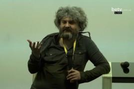 Андрей Сильвестров. Мастер-класс на кинофестивале «Молодость»