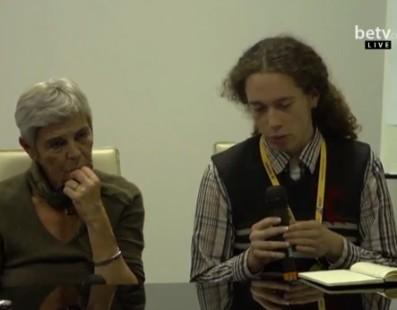 Марион Хензель. Мастер-класс на кинофестивале «Молодость»