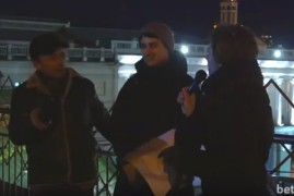 На площади: общественные пространства. Прямой эфир с Майдана