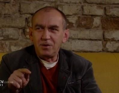 Читаємо Київ з Олександром Ірванцем