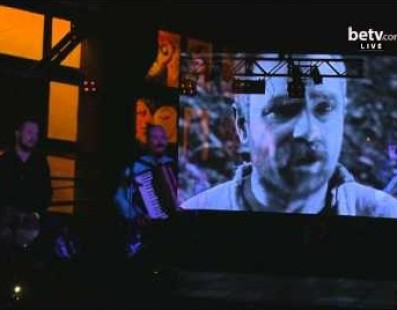 Музыкальный перформанс Коло Дзиги. Хлеб (PortMone) на Гогольфесте 2013