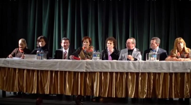 Пресс-конференция в Детском музыкальном театре: требуют увольнения худрука Влада Троицкого