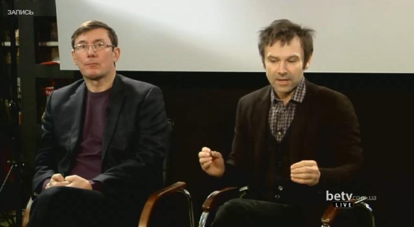 Чи є життя після Євромайдану? «Приціл» із Сергієм Рахманіним: суспільно-політичне ток-шоу. Вип. 3