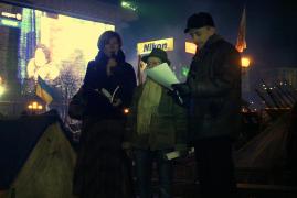 Прямой эфир с Майдана