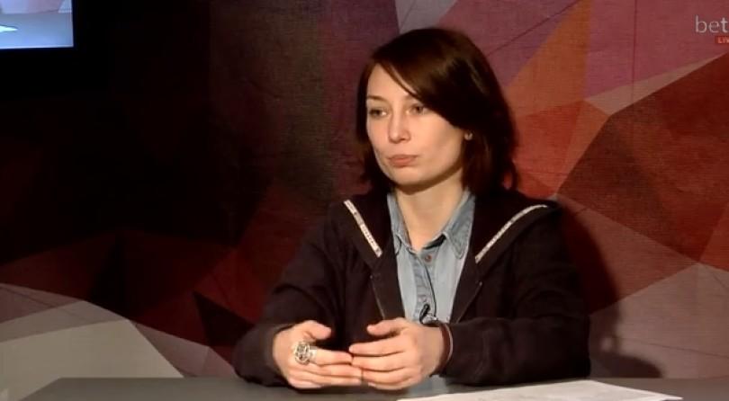 Катерина Бабкина на канале betv