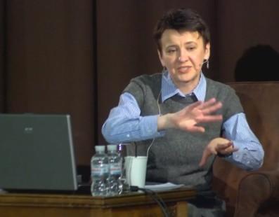 Оксана Забужко «Юрій Шевельов як есеїст. Відкриття жанру, Або ще раз про елеґантність їжачка»