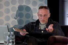 Юрій Іздрик читає Тараса Прохаська