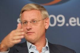 Українські перспективи в європейському майбутньому: Зустріч із Карлом Більдтом
