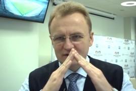 Андрій Садовий: «Життя міського голови — це життя в акваріумі». Інтерв'ю для програми «Городская среда»