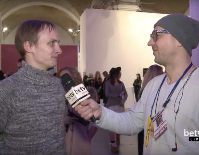 Антон Литвинов. Interview for #FashionWeekTV