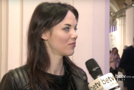 Полина Веллер. Interview for #FashionWeekTV