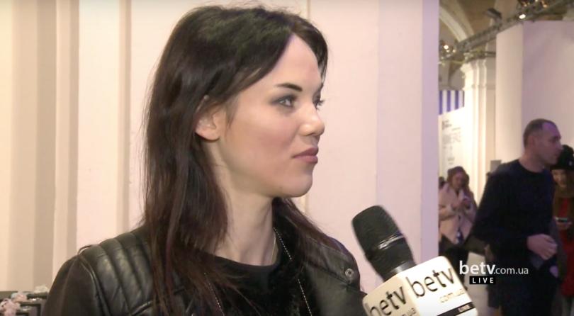 Полина Веллер. Interview for #FashionWeekTV