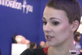 Катя Березницкая. Interview for #FashionWeekTV