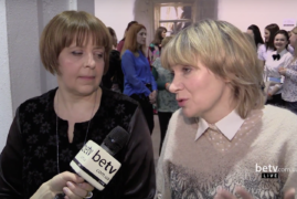 Татьяна Земскова и Алена Ворожбит . Interview for #FashionWeekTV