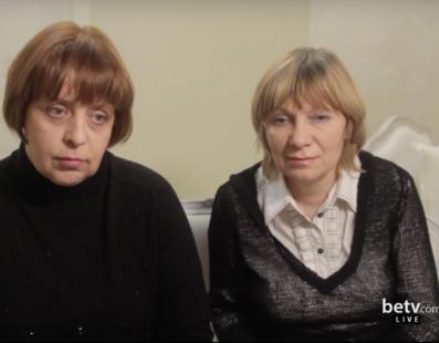 VOROZHBYT&ZEMSKOVA. Interview for #FashionWeekTV