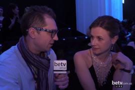 Алена Матвиенко. Interview for #FashionWeekTV