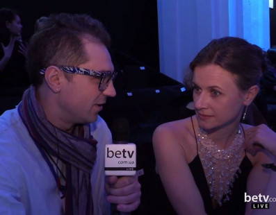 Алена Матвиенко. Interview for #FashionWeekTV
