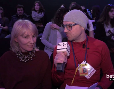 Татьяна Абрамова. Interview for #FashionWeekTV