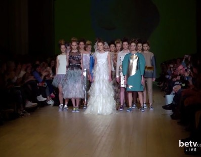 YULIYA POLISHCHUK:  Показ коллекции AW2015-16 на 36 Ukrainian Fashion Week