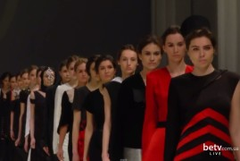Lyalya SOGOMONYAN: UFW36 / AW2015-16 fashion show