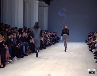 Sunzhique by Sanzhar Zarlykhanov:  Показ коллекции AW на 36 Ukrainian Fashion Week
