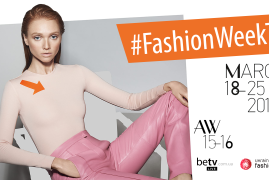 #FashionWeekTV: online