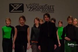 VOROZHBYT&ZEMSKOVA:  Показ коллекции AW 15-16 на 36 Ukrainian Fashion Week