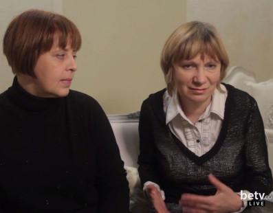 VOROZHBYT&ZEMSKOVA. Teaser for #FashionWeekTV