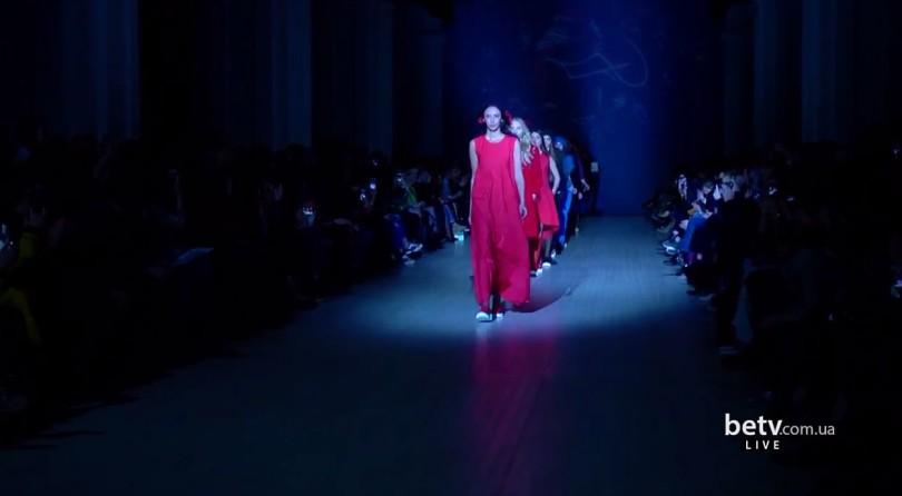 Marta WACHHOLZ. Показ коллекции AW на 36 Ukrainian Fashion Week