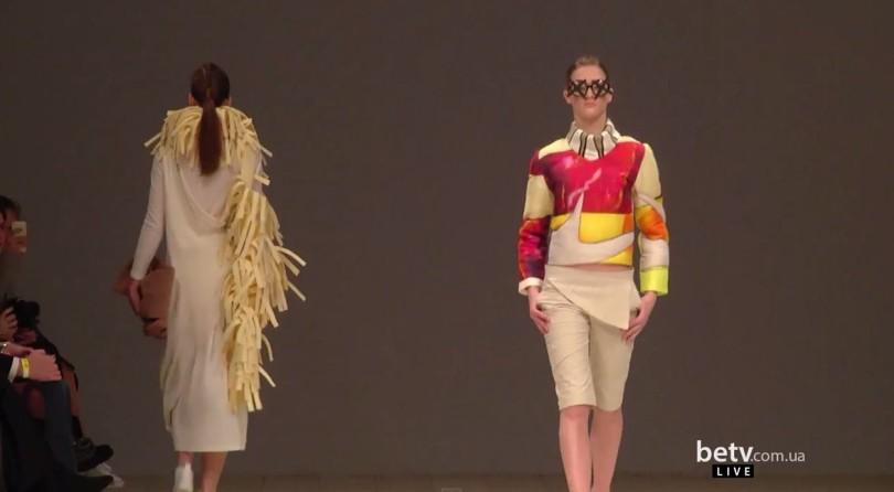 Yad by Yana Dobrozhinetskaya:  Показ коллекции AW на 36 Ukrainian Fashion Week
