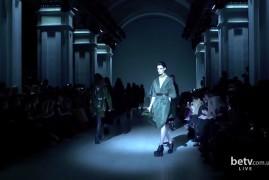 Elena BURENINA. Показ коллекции AW на 36-й Ukrainian Fashion Week