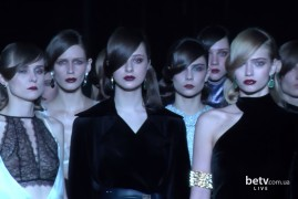 FROLOV:  UFW36 / AW2015-16 fashion show