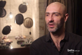 PODOLYAN. Interview for #FashionWeekTV