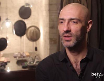 PODOLYAN. Interview for #FashionWeekTV