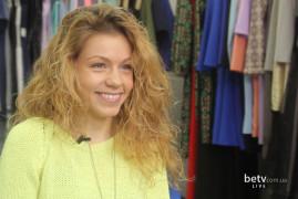 Sayya. Interview for #FashionWeekTV