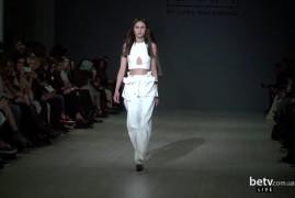 Sayya. Показ коллекции AW на 36-й Ukrainian Fashion Week