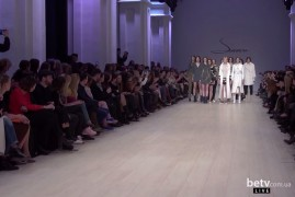 SEREBROVA. Показ коллекции AW на 36-й Ukrainian Fashion Week