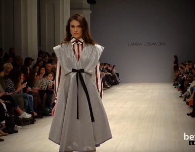 Lobanova: Показ коллекции AW 15-16  на 36 Ukrainian Fashion Week