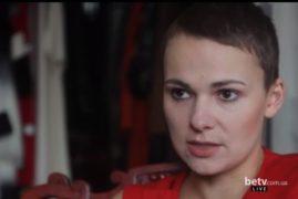 Katja Bereznitsky, Interview for #FashionWeekTV