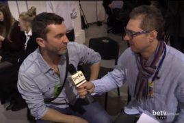 Сергей Бобак. Interview for #FashionWeekTV