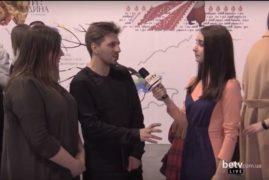 Дмитрий та Елена Домановы. Interview for #FashionWeekTV