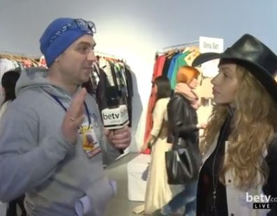 Люба Макаренко. Interview for #FashionWeekTV