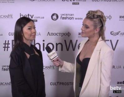 Тамила Немченко. Interview for #FashionWeekTV