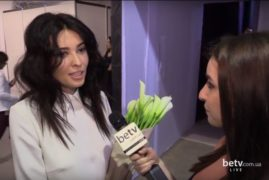 Елена Рева. Interview for #FashionWeekTV