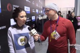 Ольга Тимкова-Ляховская. Interview for #FashionWeekTV