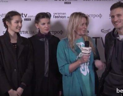 Владимир Юдашкин. Interview for #FashionWeekTV